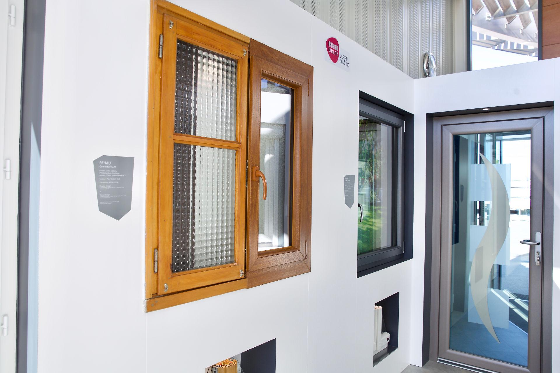 fenêtre et portes-fenêtre BOIS