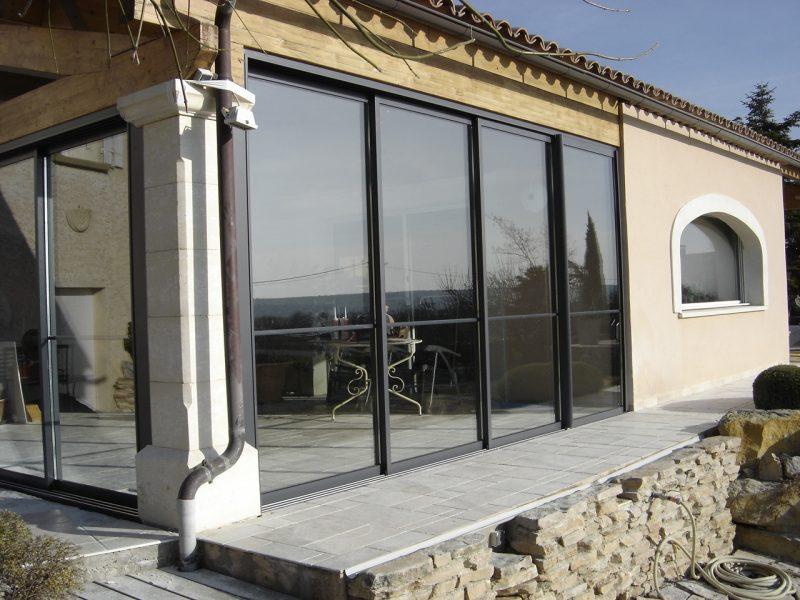 Porte-fenêtre coulissants Avignon