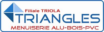 Triangles Logo